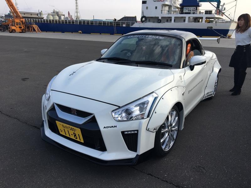 LBパフォーマンス / リバティーウォーク GT-K