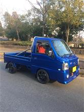 サンバートラックRAYS VOLK RACING VOLK RACING TE37 Sonicの全体画像