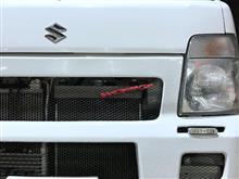 キャリイGT CAR プロデュース フロントエアロバンパーの全体画像
