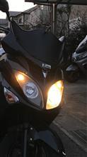 RV125iSphere Light RISINGⅡ H9/H11 4500Kの全体画像