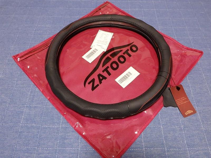 ZATOOTO ステアリングカバー LY125-B(Sサイズ)