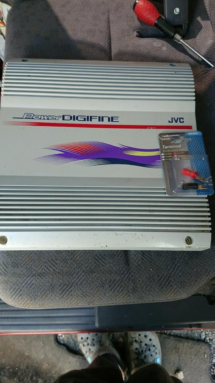 jvc(ビクター) KS-AX504