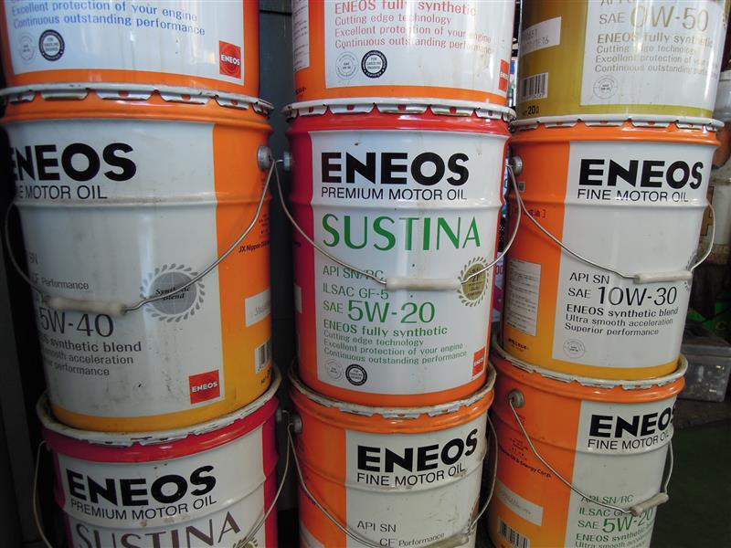 ENEOS SUSTINA 5W-20