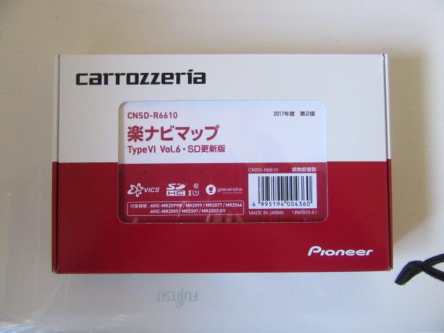 PIONEER / carrozzeria CNSD-R6610