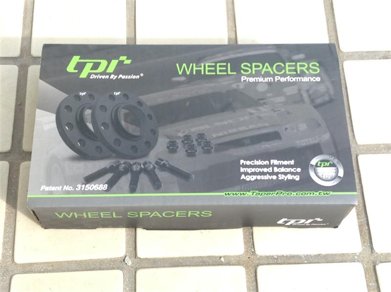 tpi / Taper Pro Industrial ホイールスペーサー