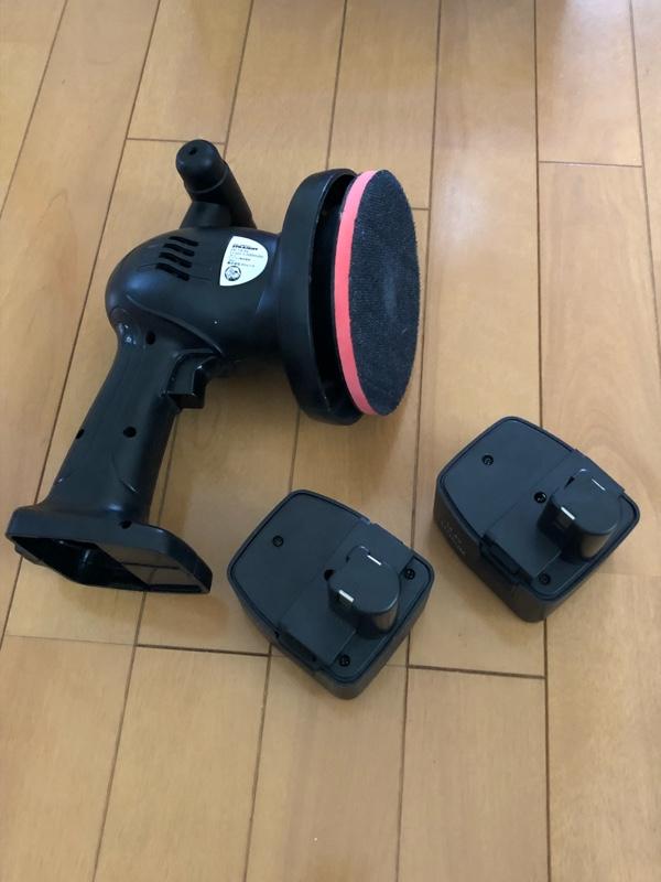STRAIGHT / TOOL COMPANY STRAIGHT 電動ポリッシャー
