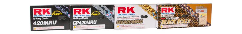RK TAKASAGO CHAIN GP420MRU L130