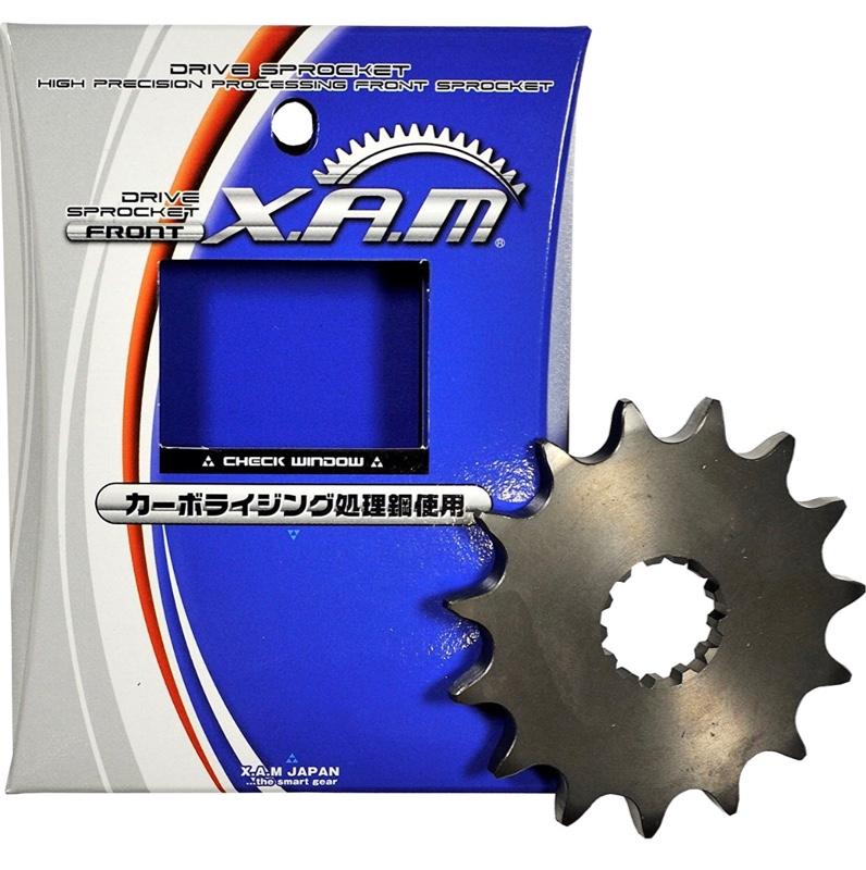 X.A.M JAPAN C4203-17T XAM フロントスプロケット