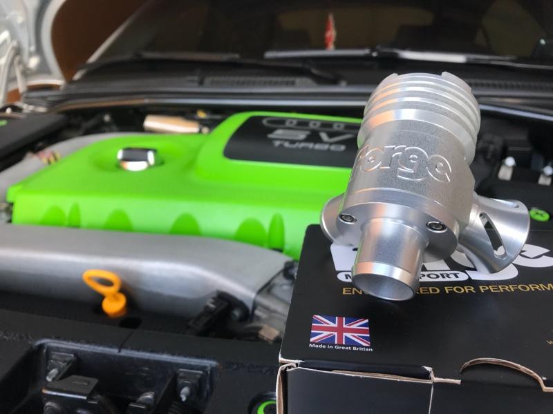 Forge Motorsport Blow Off Valve / ブローオフバルブ