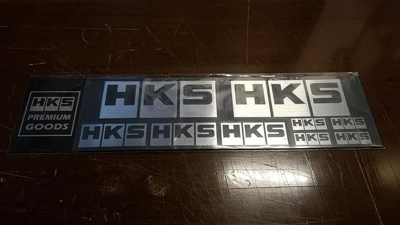 HKS HKSステッカー
