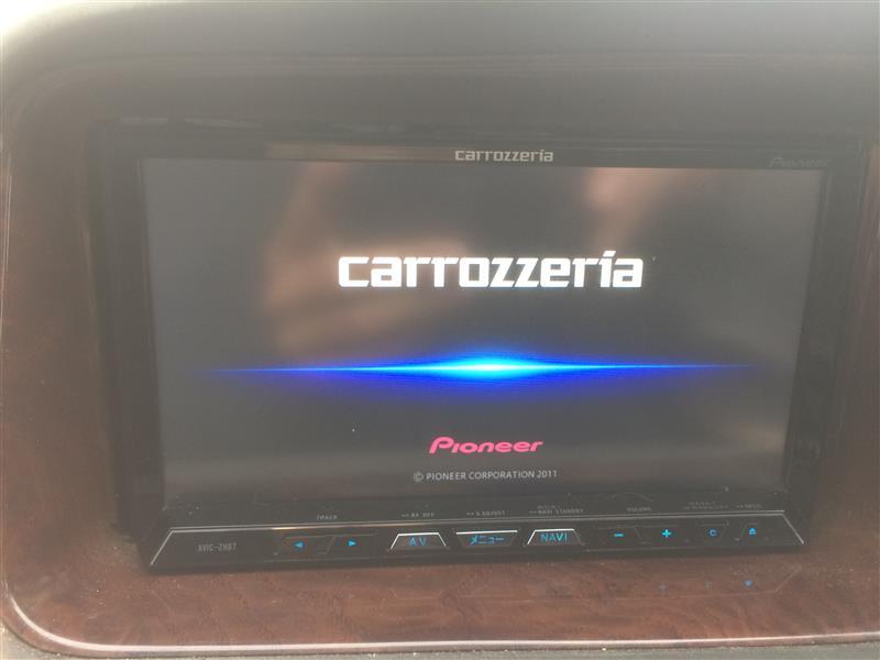 PIONEER / carrozzeria carrozzeria AVIC-ZH07