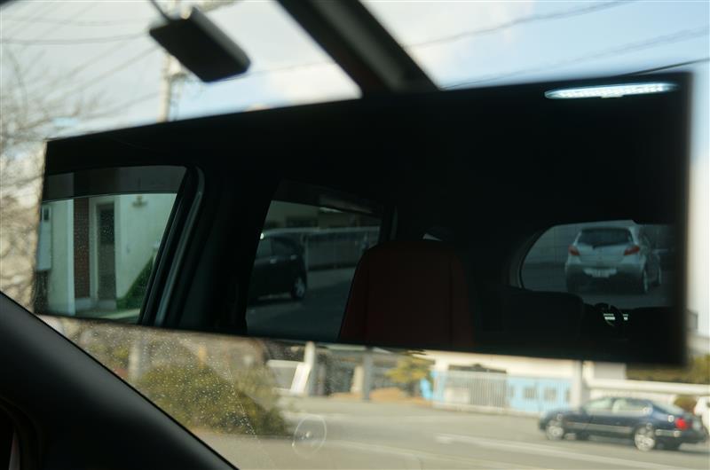 コーナン LIFELEX ブルー曲面鏡 270mm