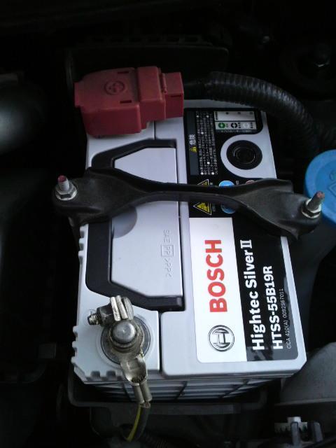 BOSCH ハイテックシルバーⅡ HTSS-95D23L