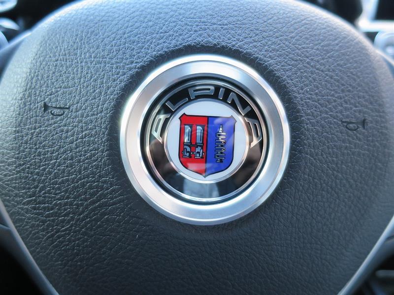 Negesu BMW ハンドル ロゴ リングカバー