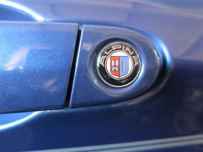 BMW アルピナ仕様 キシリンダー スムージングカバー