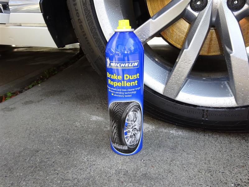 Michelin   Brake Dust Repellent