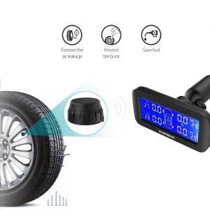 CACAGOO TPMS タイヤ空気圧モニタリングシステム