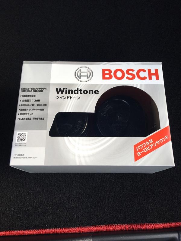 BOSCH ウィンドトーン / BH-WT
