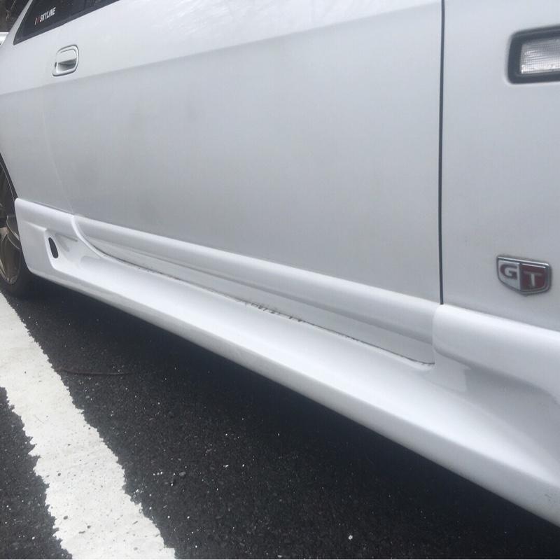aeromaster R33 GTS系 2ドア タイプ1 Sステップ