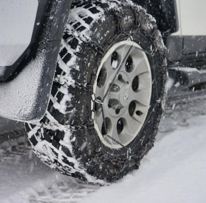 SHUEI 4WD・乗用・ライトバン用 5X6/ハシゴ型タイヤチェーン -56133(265/70R17.275/70R16.275/65R17・・・)
