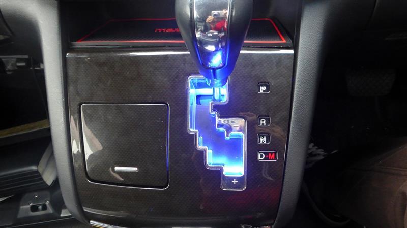 メーカー・ブランド不明 2#系 アルファード ヴェルファイア LED シフトゲート SMD 6連 青