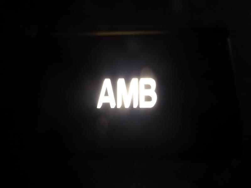 自作 AMBスイッチ打ち替え(ちゃちゃ君作)