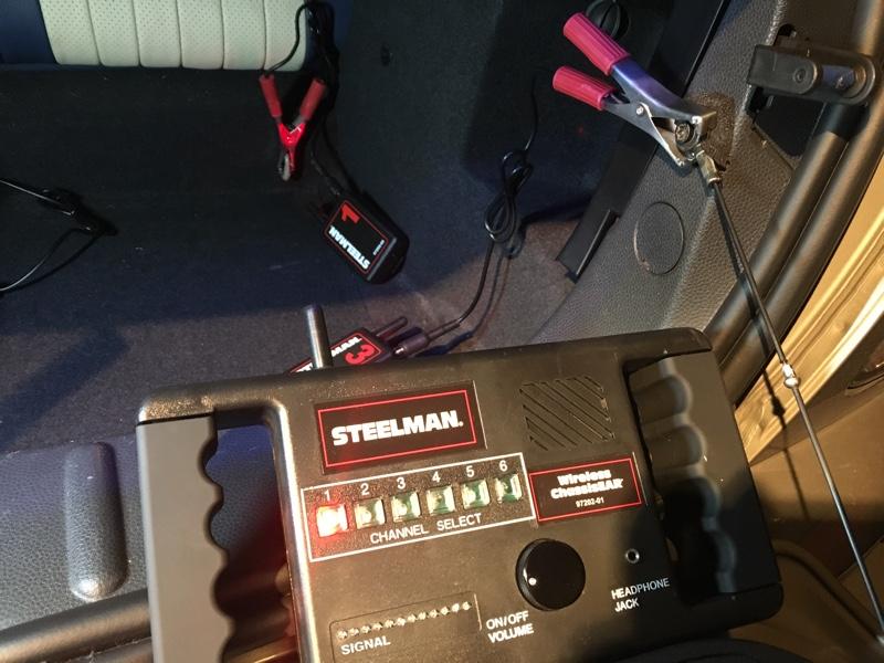 STEELMAN 異音対策の最終兵器ChassisEAR