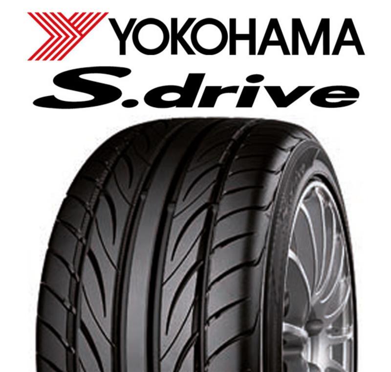 YOKOHAMA S.drive S.drive AS01 195/55R16