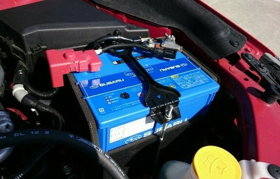 スバル(純正) SUBARU BATTERY BLUE PREMIUM 100D23L
