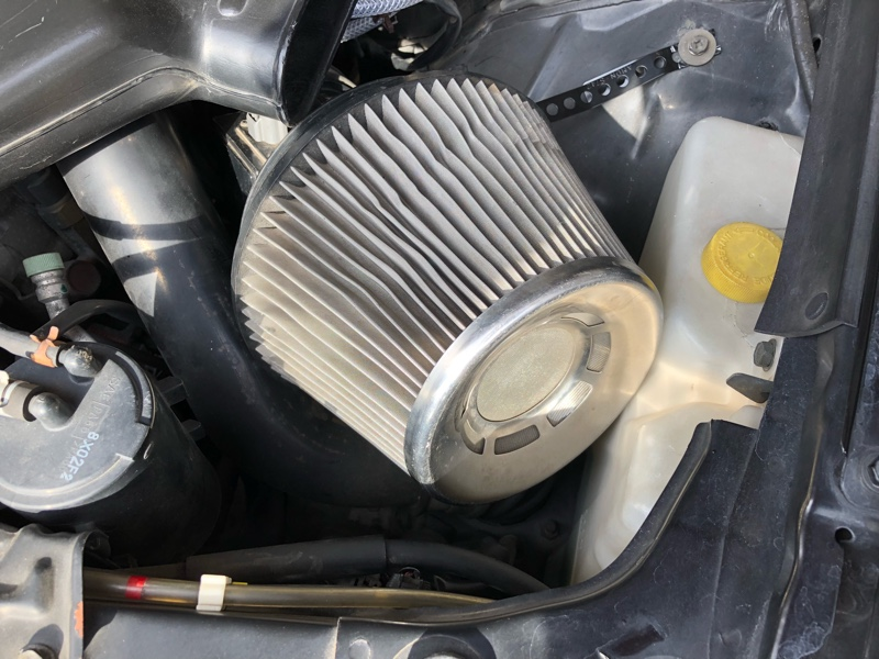 BLITZ SUS POWER AIR CLEANER