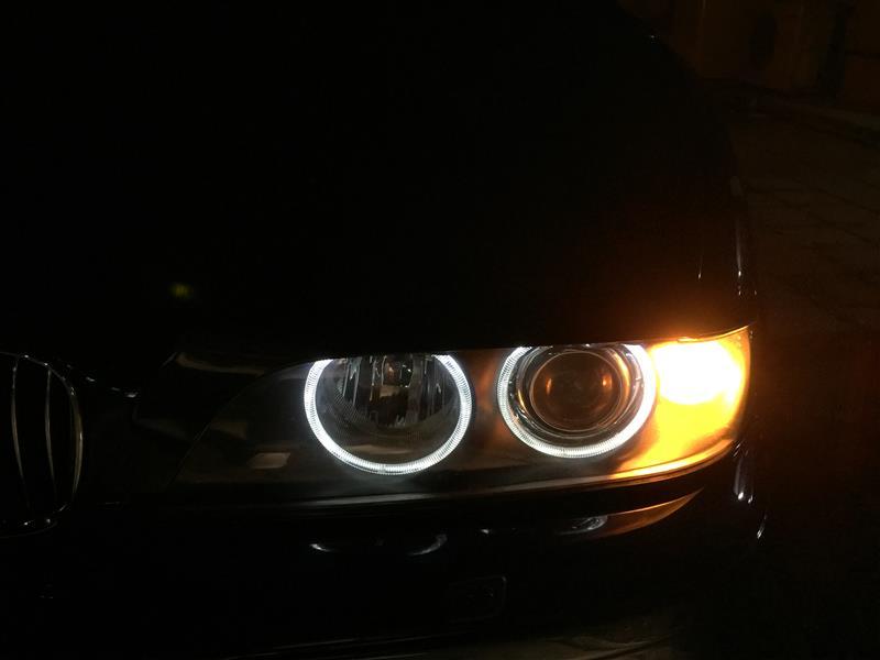BMW(純正) HELLA製 後期 ヘッドライト