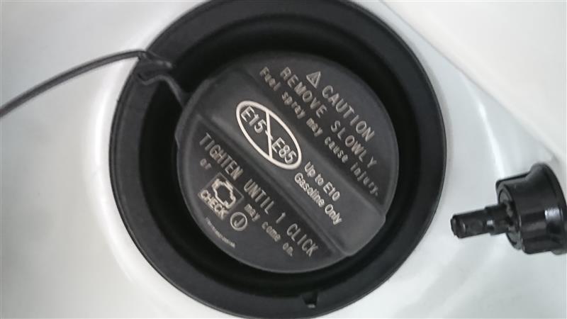 欧州トヨタ(純正) ガソリンキャップ