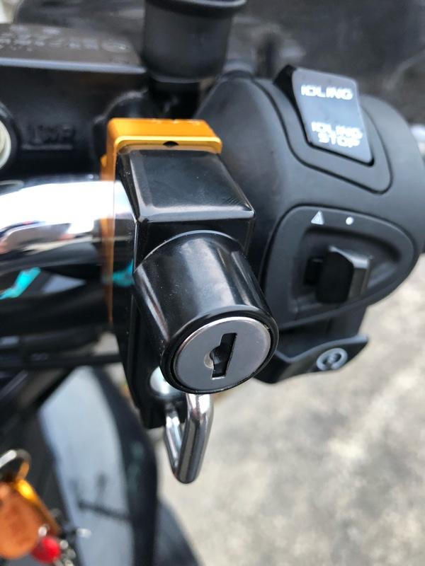 KITACO ヘルメットホルダー