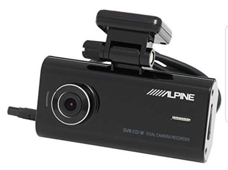 ALPINE DVR-C01W
