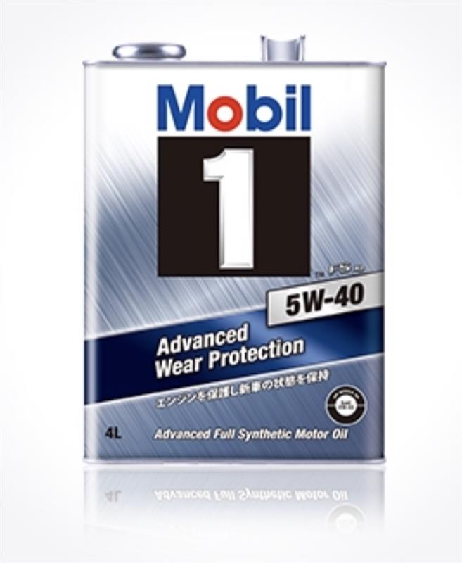 Mobil Mobil 1 SERIES Mobil 1 Advanced Wear Protection 5W-40