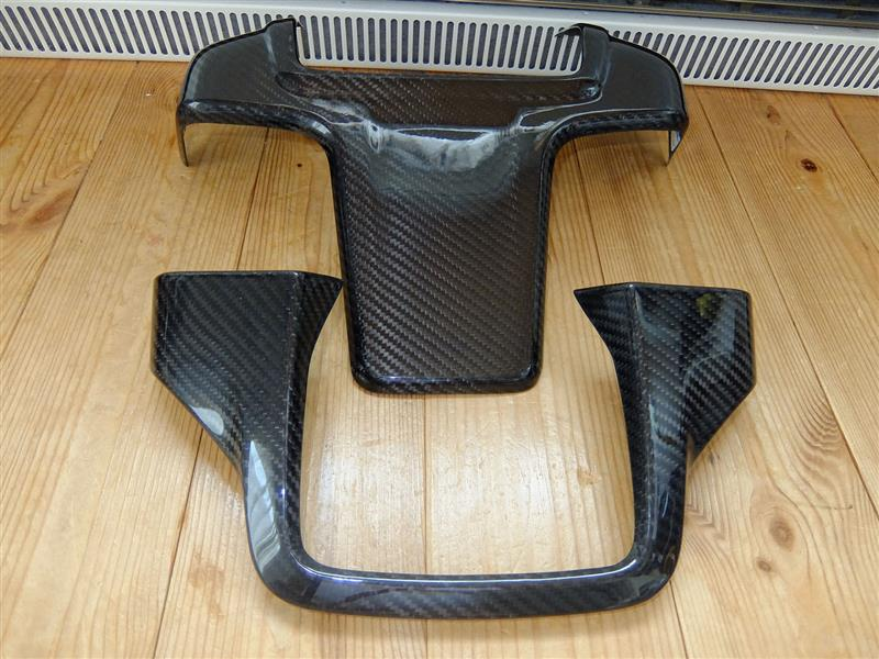 ECS Tuning Carbon Fiber Engine Cover Kit