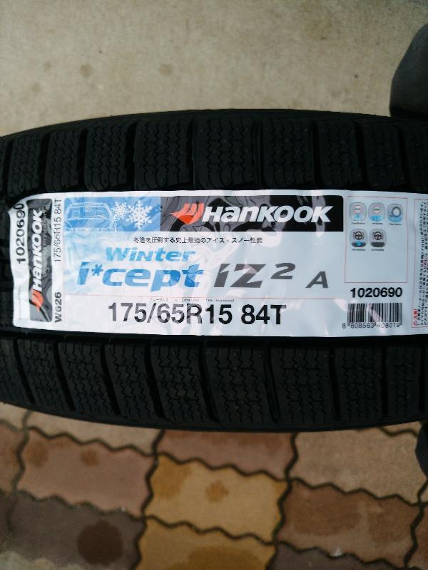 HANKOOK Winter i*cept Winter icept IZ 175/65R15