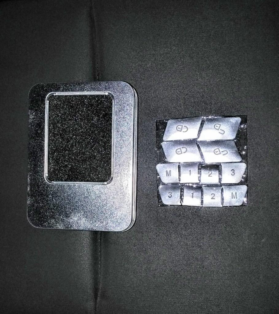 W212 シートメモリー/ロックスイッチ カバー