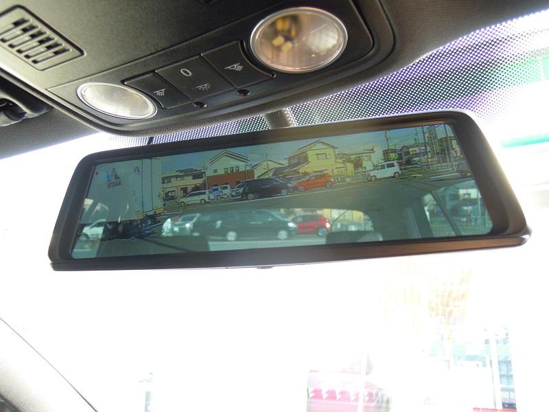 Junsun K759 android DVR ルームミラー