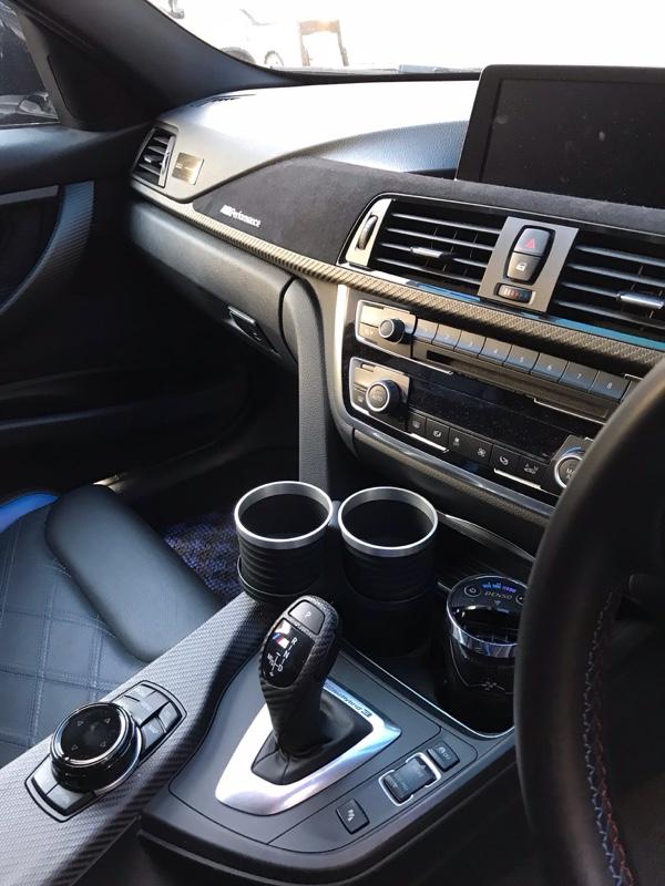 BMW M PERFORMANCE カーボン インテリア トリム