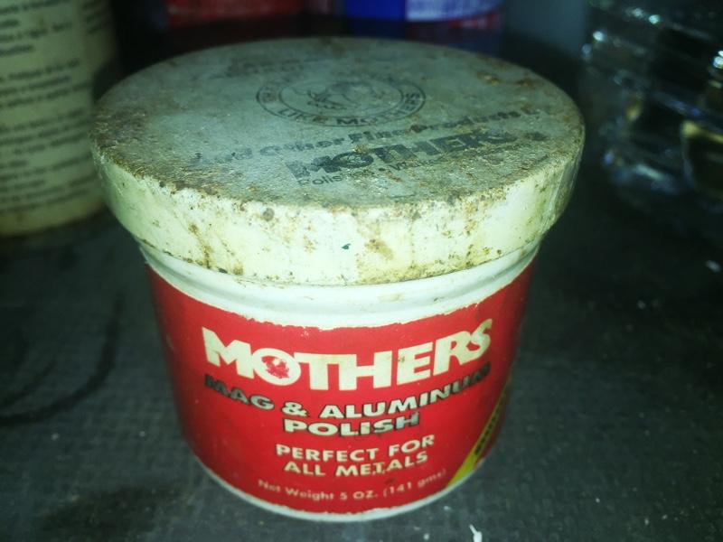 MOTHERS マグ&アルミニュウム ポリッシュ
