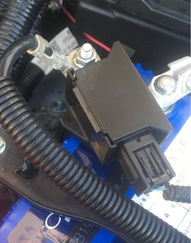 バッテリーセンサー 38920T5A013