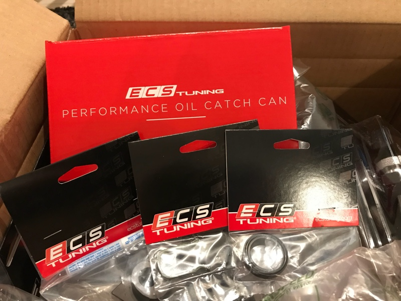 ECS Tuning Oil Catch Can