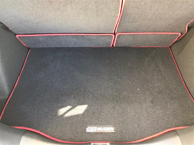 MUGEN / 無限 Sports Luggage Mat