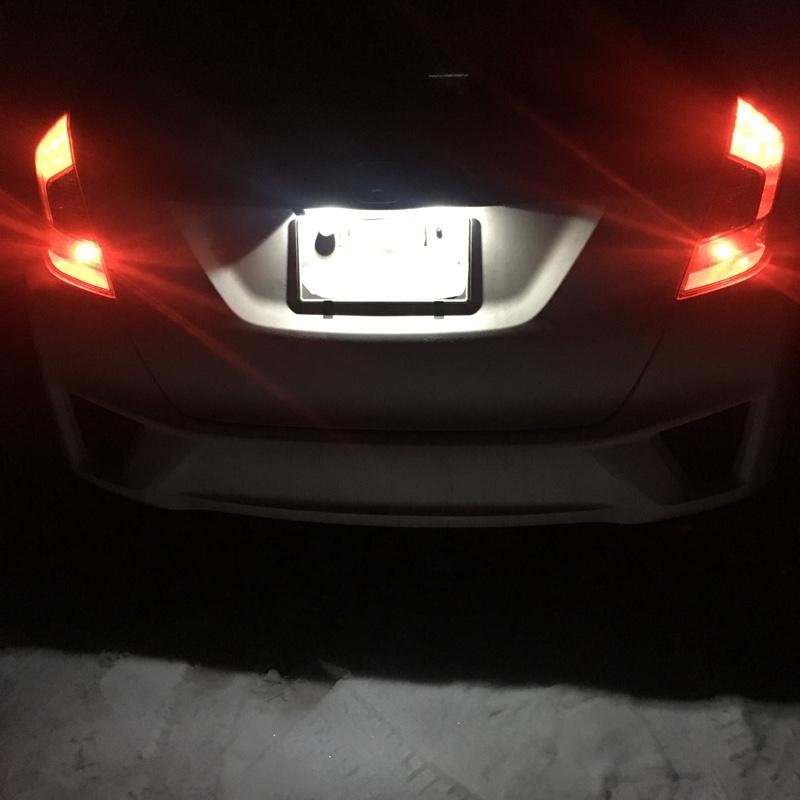 RAYBRIG / スタンレー電気 LEDナンバー灯キット ホンダ