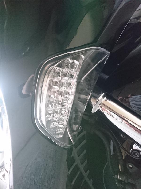 グロウワン LEDウィンカーポジションキット
