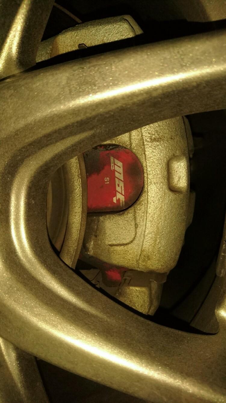 MONSTER SPORT / TAJIMA MOTOR CORPORATION スポーツブレーキパッド type-S1