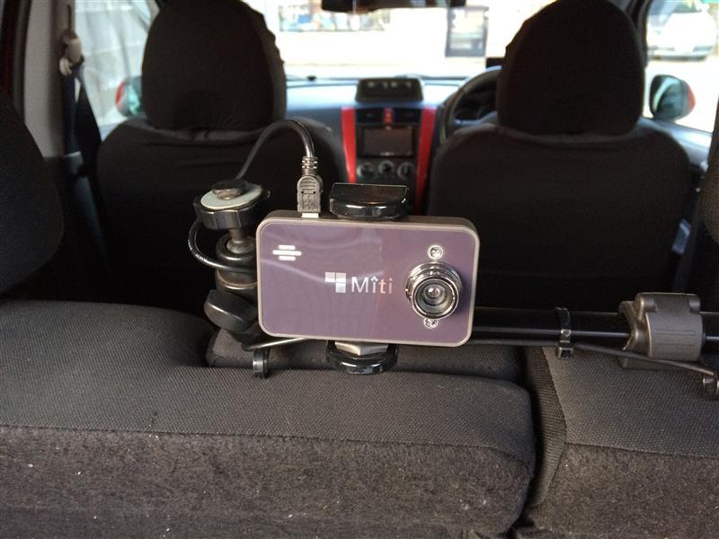 三友商事 赤外線付きドライブレコーダー