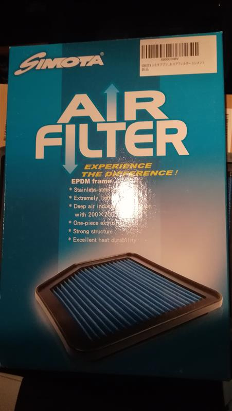 SIMOTA RACING Air Filter