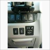 トヨタ(純正) AC100Vスイッチ